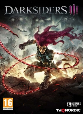 Darksiders III Steam Key cover