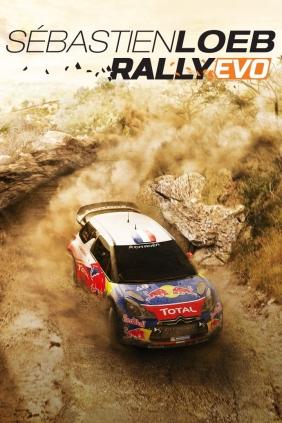 Sebastien Loeb Rally EVO Steam Key cover