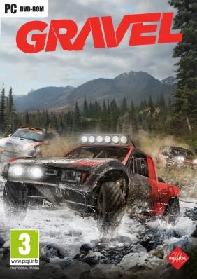 Gravel Steam Key cover