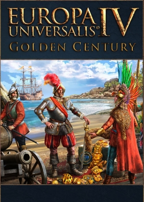 Europa Universalis IV: Golden Century Steam Key cover
