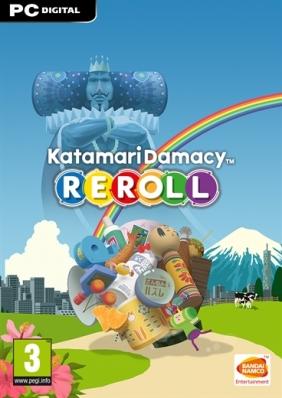 Katamari Damacy REROLL Steam Key cover