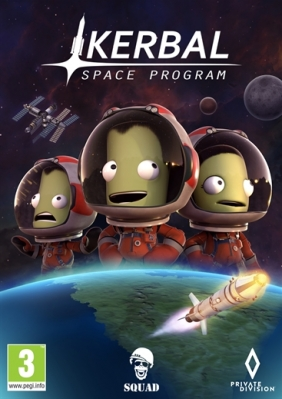 Kerbal Space Program Steam Key cover