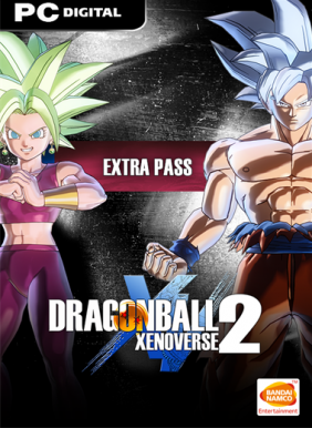 DRAGON BALL XENOVERSE 2 - Extra Pass Steam Key cover