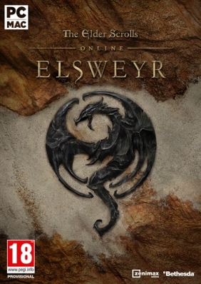 The Elder Scrolls® Online: Elsweyr Pre-Order Official website Key cover