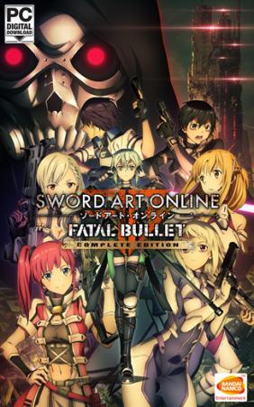 SWORD ART ONLINE: FATAL BULLET - Complete Edition Steam Key cover
