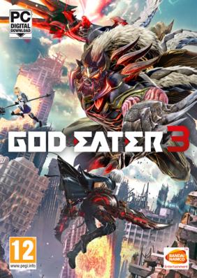 GOD EATER 3 Steam Key cover