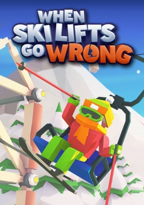 When Ski Lifts Go Wrong Steam Key cover