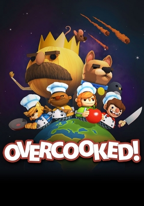 Overcooked Steam Key cover