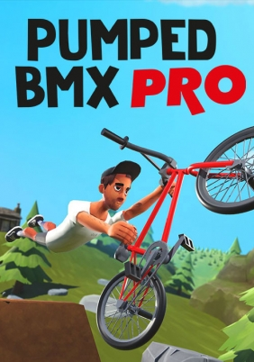 Pumped BMX Pro Steam Key cover