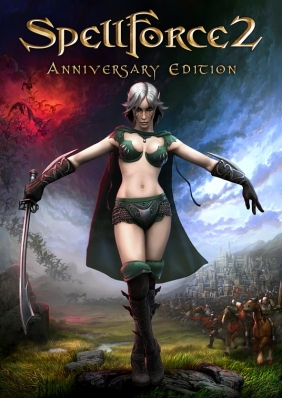 Spellforce 2 (Anniversary) Gold Edition PC Digital cover