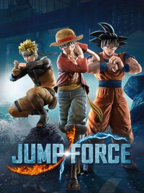 JUMP FORCE Steam Key cover