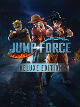 JUMP FORCE: Deluxe Edition Steam Key cover