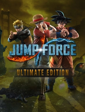 JUMP FORCE: Ultimate Edition Steam Key cover