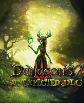 Dungeons 3 - An Unexpected DLC Steam Key cover