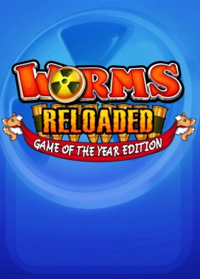 Worms Reloaded - Game Of The Year Steam Key cover
