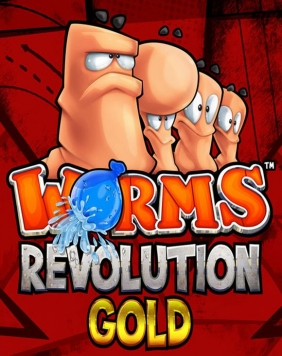 Worms Revolution Gold Edition Steam Key cover