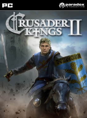 Crusader Kings II Steam Key cover