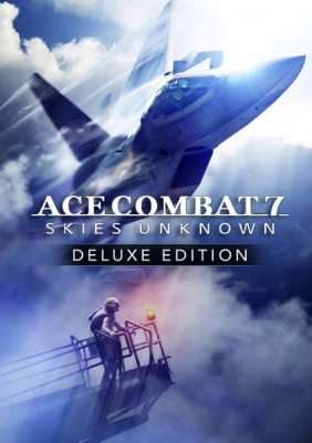 ACE COMBAT 7: SKIES UNKNOWN Deluxe Edition Steam Key cover