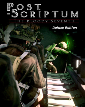 Post Scriptum: Deluxe Edition Steam Key cover