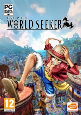 ONE PIECE World Seeker Steam Key cover