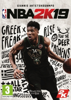 NBA 2K19 Steam Key cover