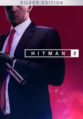 HITMAN™2 - Silver Edition Steam Key cover