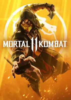 Mortal Kombat11 Steam Key cover