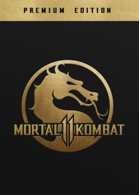 Mortal Kombat11 Premium Edition Steam Key cover
