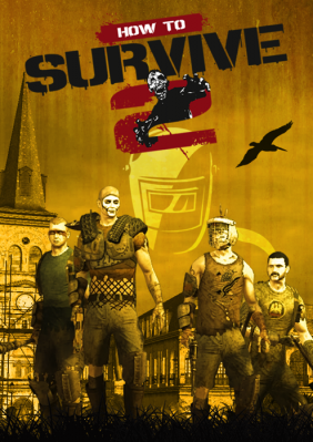 How to Survive 2 Steam Key cover