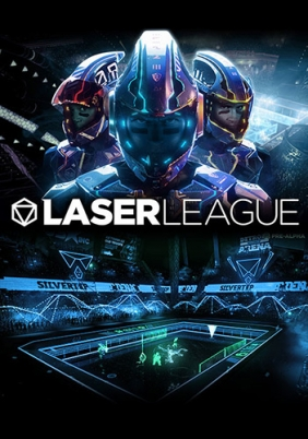 Laser League Steam Key cover