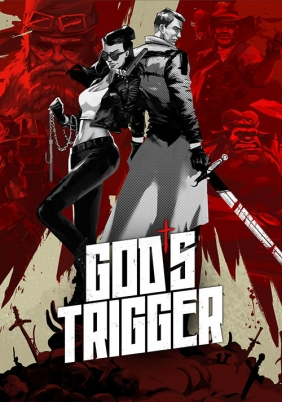 God's Trigger Steam Key cover