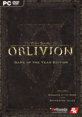 The Elder Scrolls IV: Oblivion® Game of the Year Edition Steam Key cover