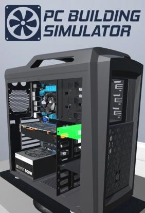 PC Building Simulator Steam Key cover