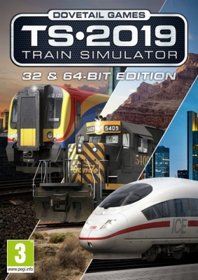 Train Simulator 2019 Steam Key cover