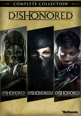 Dishonored: Complete Collection Steam Key cover