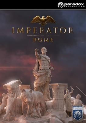 Imperator: Rome Deluxe Edition Steam Key cover