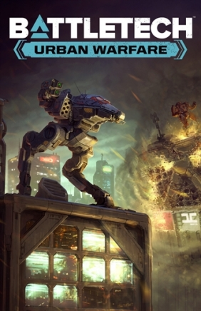 BATTLETECH Urban Warfare Steam Key cover