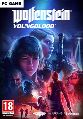 Wolfenstein: Youngblood - Pre Order Steam Key cover