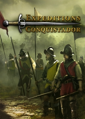 Expeditions: Conquistador Steam Key cover
