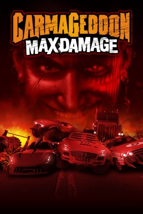 Carmageddon: Max Damage Steam Key cover