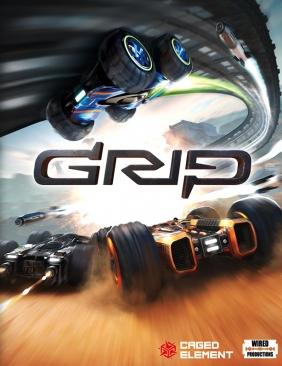GRIP: Combat Racing Steam Key cover