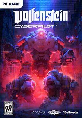 Wolfenstein®: Cyberpilot™ - Pre Order Steam Key cover