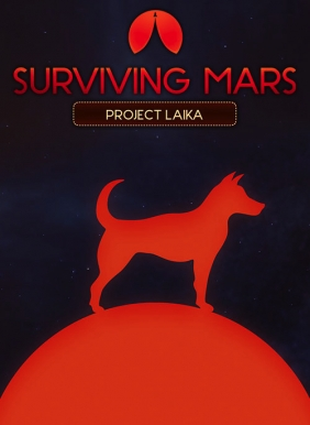 Surviving Mars: Project Laika Steam Key cover