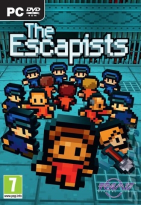 The Escapists Steam Key cover
