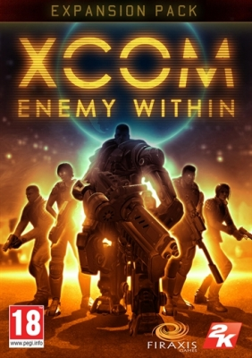 XCOM: Enemy Within Steam Key cover