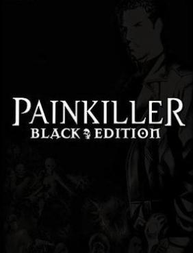 Painkiller: Black Edition PC Digital cover