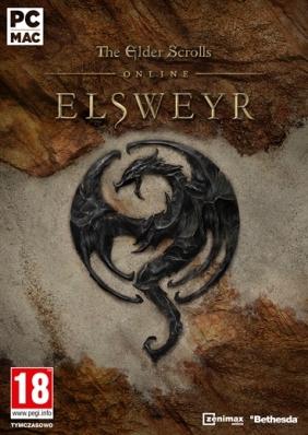 The Elder Scrolls Online: Elsweyr Official website Key cover