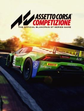 Assetto Corsa Competizione Steam Key cover