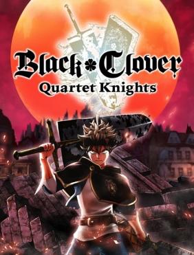 Black Clover: Quartet Knights Steam Key cover