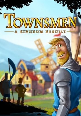 Townsmen - A Kingdom Rebuilt Steam Key cover